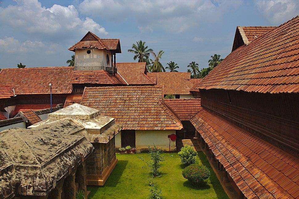 Padmanabhapuram Clock Tower