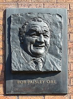 Bob Paisley English footballer and manager