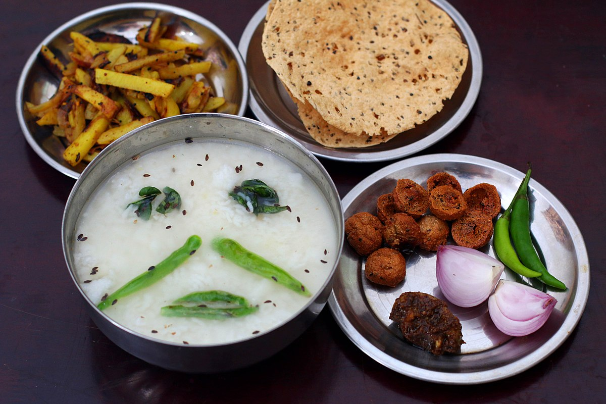 Indian State National Food