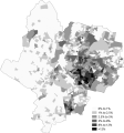 Pakistani Leicester 2011 census.png