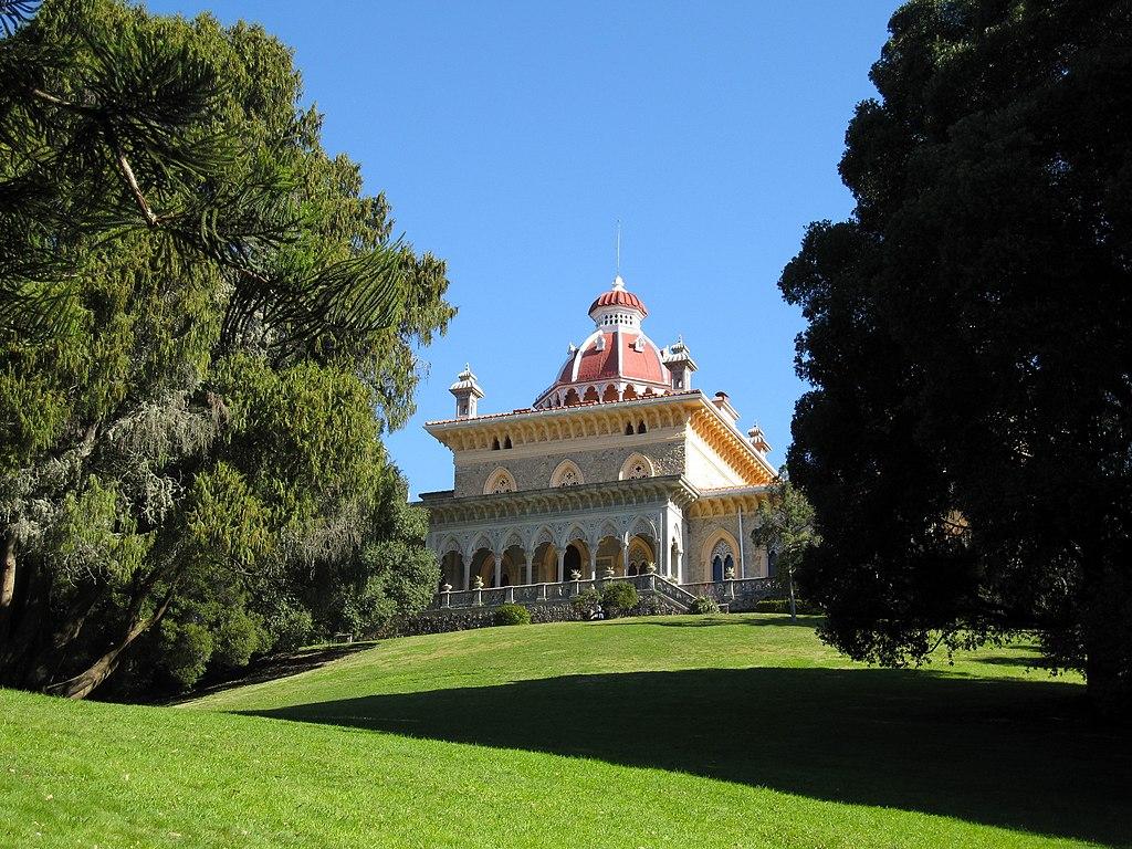 Palais maure de Monserrate à Sintra -