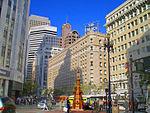 Palace Hotel and Lotta's Fountain.jpg