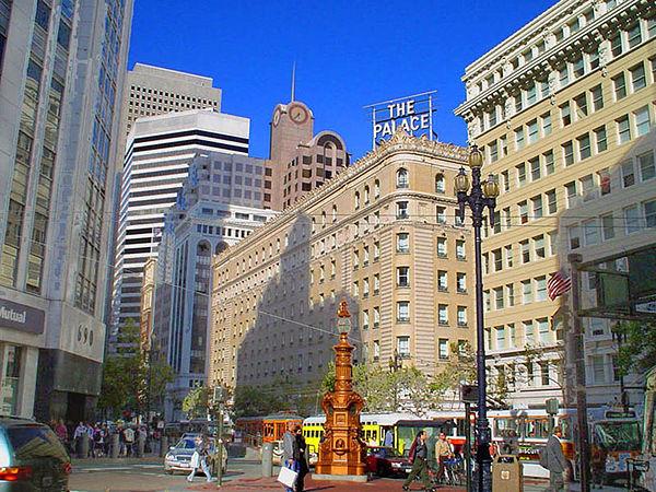 Sw Hotel San Francisco