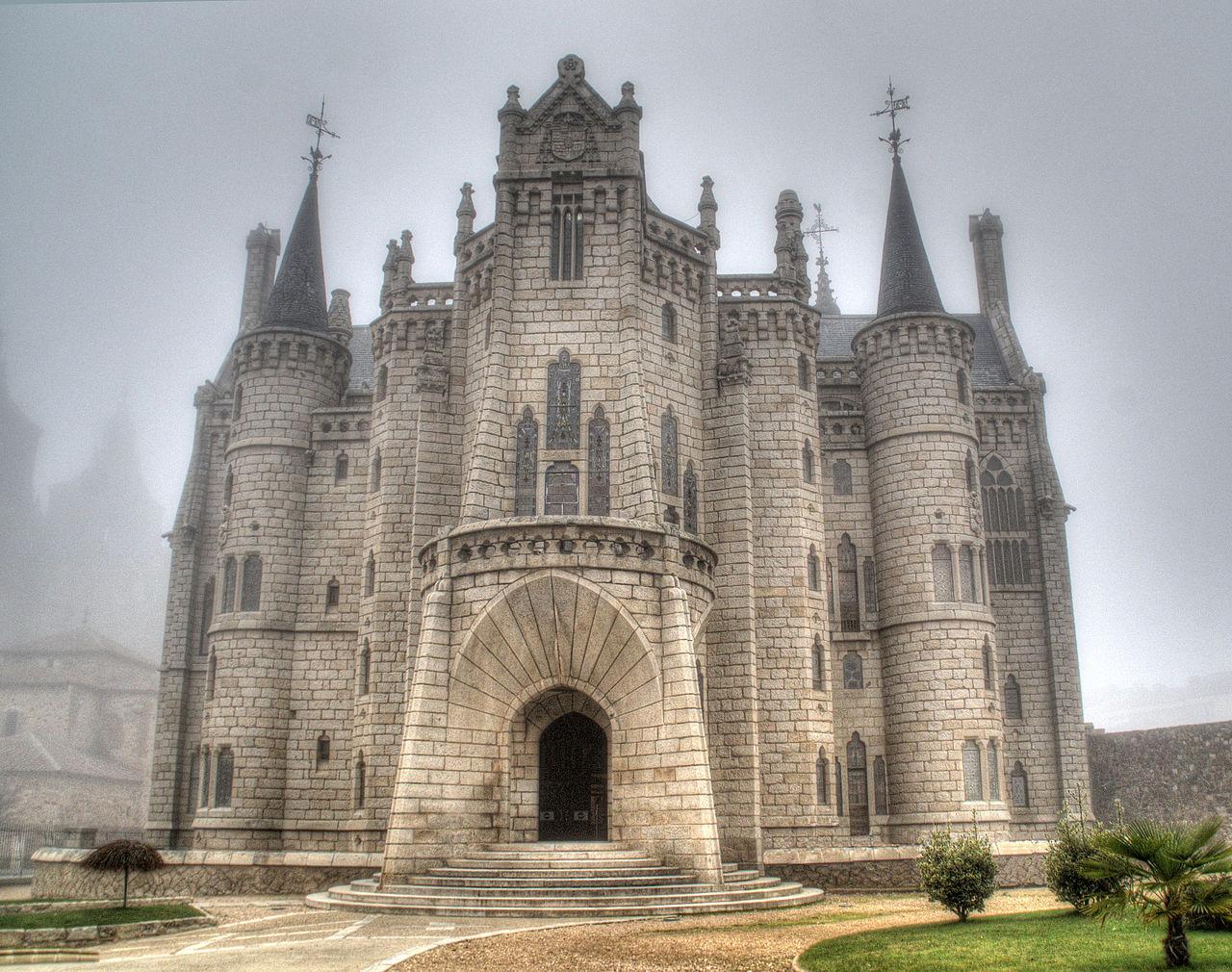 Viva Catalunya - Página 3 1280px-Palacio_Episcopal%2C_Astorga