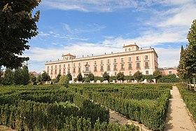 Palacio del Infante don Luis (Boadilla del Monte) - Wikipedia, la ...
