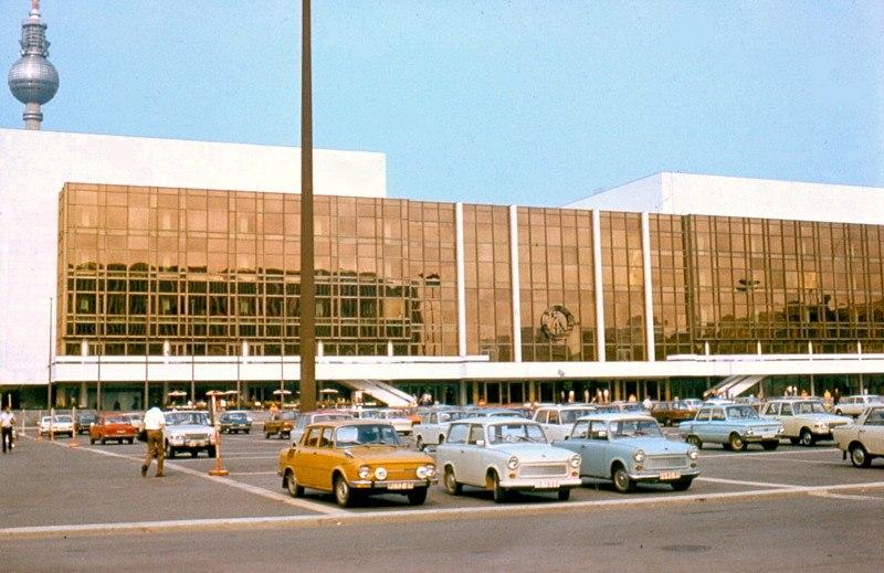 Palast der Republik 01 june 1977