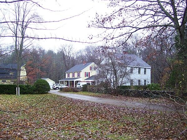 Post Road North Kingstown Rhode Island