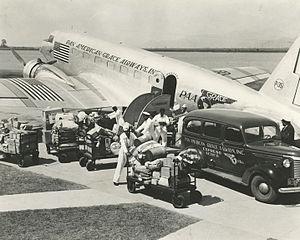 Pan American-Grace Airways - Image: Pan American Grace Airways Douglas DC 2