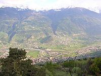 Panorama Gressan e Côte de Gargantua 2.JPG