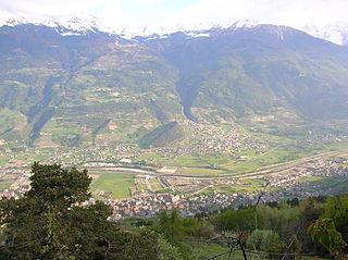Gressan Comune in Aosta Valley, Italy