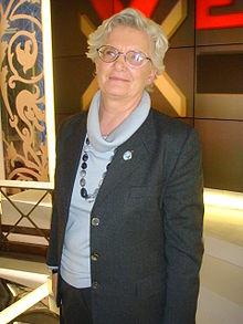 Paola Binetti nel 2008