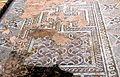 Paphos Haus des Theseus - Geometrisches Mosaik 1.jpg