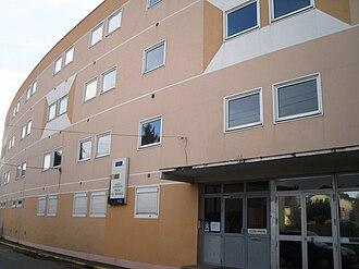 Paray-Vieille-Poste - Collège Pierre-de-Ronsard