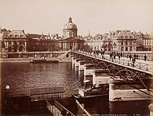 e4720d9837a38d Pont des Arts - Wikipedia
