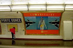 Porte Dorée (metropolitana di Parigi)