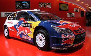 OZ Group - 2010 Citroën WRC car