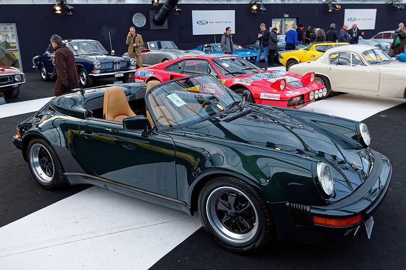 File:Paris - RM auctions - 20150204 - Porsche 911 Speedster - 1989 - 010.jpg
