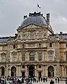 Paris Louvre Cour d'Honneur Pavillon de Sully 3.jpg