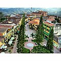 Parque principal del municipio de Yalí.jpg