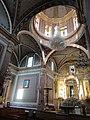 Parroquia de San Luis Rey, San Luis de la Paz, Guanajuato - Cúpula y Altar Mayor.jpg