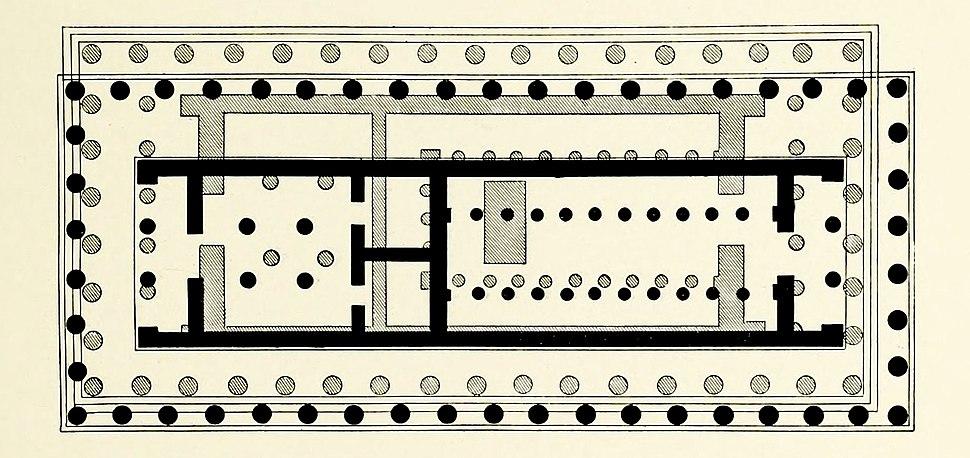 Parthenon ancient & Pericles, Maxime Collignon