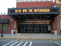 Patchogue Theatre; Nutcracker; 12-12-10.JPG