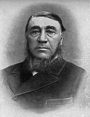 Heroes' Day (South Africa) - Paul Kruger, after whom Kruger Day was named