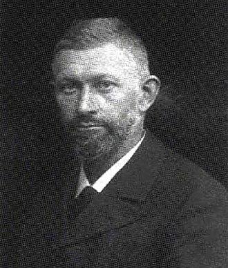 Paul Passy - Passy in 1901