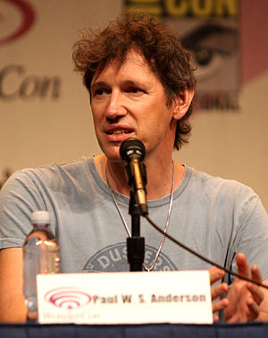 Paul W. S. Anderson - Anderson at WonderCon 2012