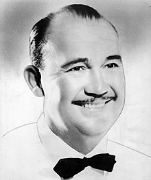 Whiteman in a 1939 publicity photo