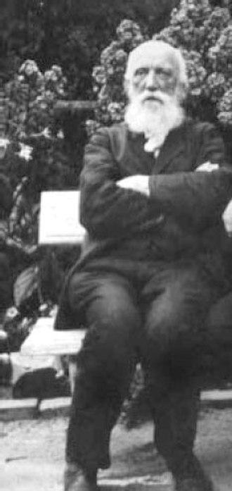 Pavel Jacobi - Pavel Jacobi in old age