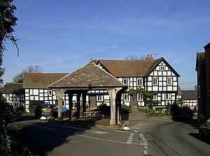 Pembridge - Image: Pembridge New Inn and Market House geograph.org.uk 649886