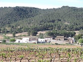 Penén de Albosa - General view of Penén de Albosa