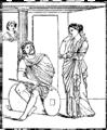 Penelope och Odysseus som tiggare, Nordisk familjebok.png