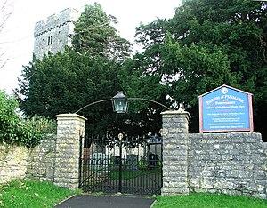Penmark - Image: Penmark Church 1