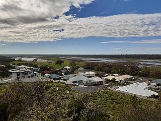 Peppermint Grove Beach, Western Australia Town in Western Australia