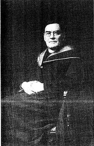 Guildford Grammar School - Percy Henn, fourth Headmaster of Guildford Grammar School
