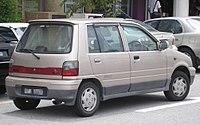 Perodua Kancil - Wikipedia