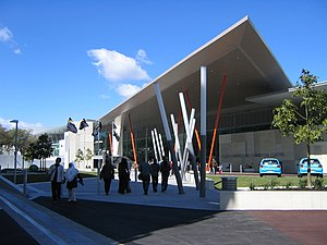 Perth Convention and Exhibition Centre - Entrance