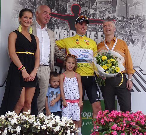 Perwez - Tour de Wallonie, étape 2, 27 juillet 2014, arrivée (D18).JPG