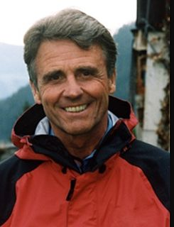 Peter Habeler Austrian mountaineer
