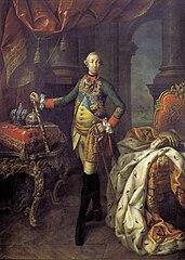 Retrato de Pedro III.
