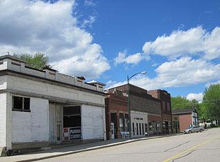 Peterson, Iowa City in Iowa, United States