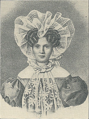 Troels Frederik Lund - Petrea Kierkegaard. The first wife of Troels Lunds father, Henrik Ferdinand Lund, and mother to four of his siblings.