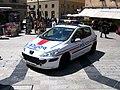 Peugeot 307 devant le palais de justice à Nice.JPG