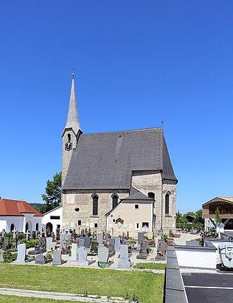 Pfaffstätt - Parish church