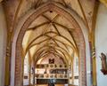 Pfarrkirche St. Ägidius, Malching 03 Blick zur Empore.png