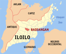 Ph locator iloilo badiangan.png