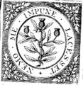 Pharmacopoeia Collegii Regii Medicorum Edinburgensis. Fleuron T136798-1.png