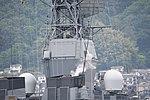 Phased Array Radar on Mast of JS Tenryū(ATS-4203) right rear view at Port of Kure May 6, 2018.jpg
